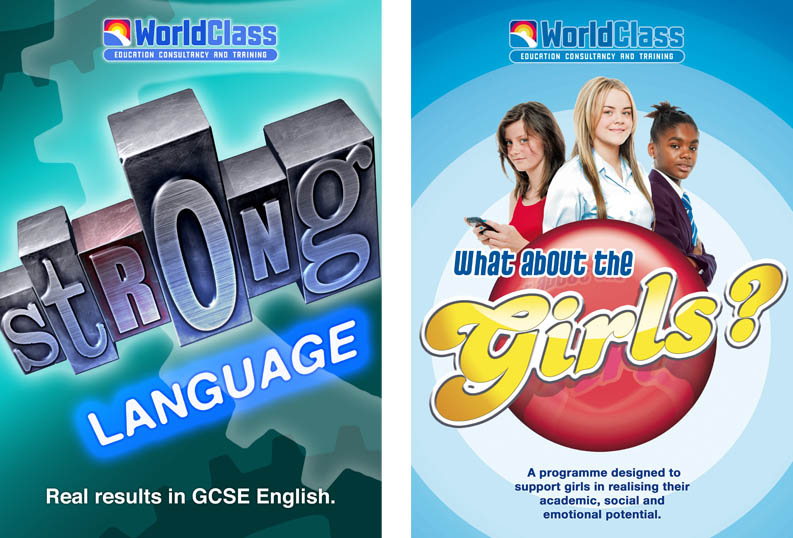 Strong Language English Programme by Mark Wallis for WorldClass Education