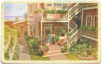 28 Barbary Lane from Armistead Maupin's Tales of the City tv mini series by Mark Wallis