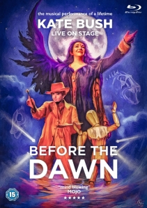 Before The Dawn DVD Cover