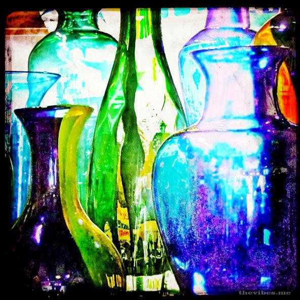 Bottles San Francisco by Mark Wallis