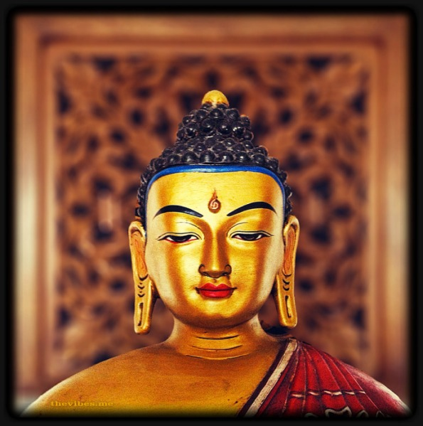 Buddha by Mark Wallis