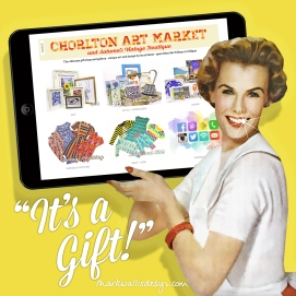 More Chorlton Art Market madness