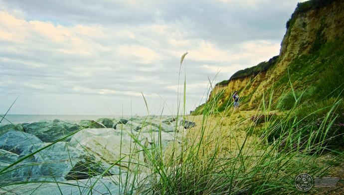 Scratby Norfolk by Mark Wallis