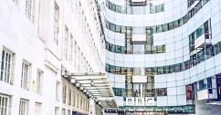Broadcasting House by Mark Wallis