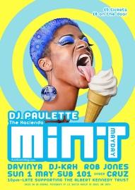 DJ Paulette Constable returns