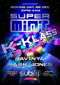 K-Klass iconic